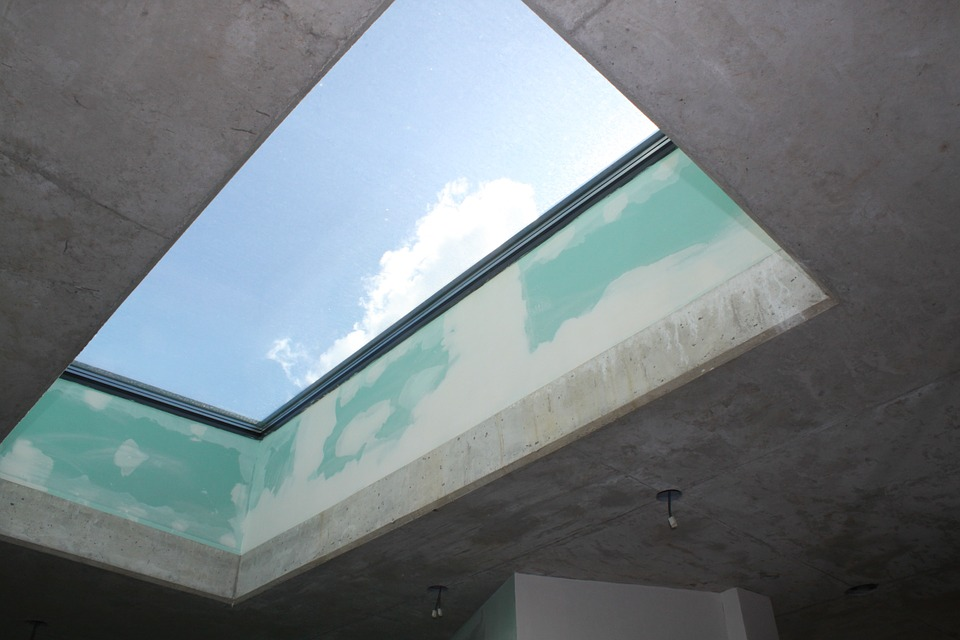 Flat Roof Glazing