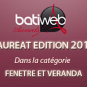 VITRAL Skyvision Walk-On: Winner at the 2012 Batiweb Awards!